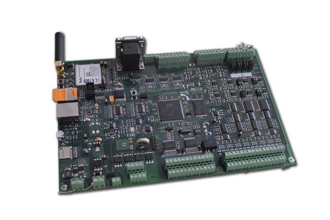 Sistema de monitorizado y telecontrol Smartcom